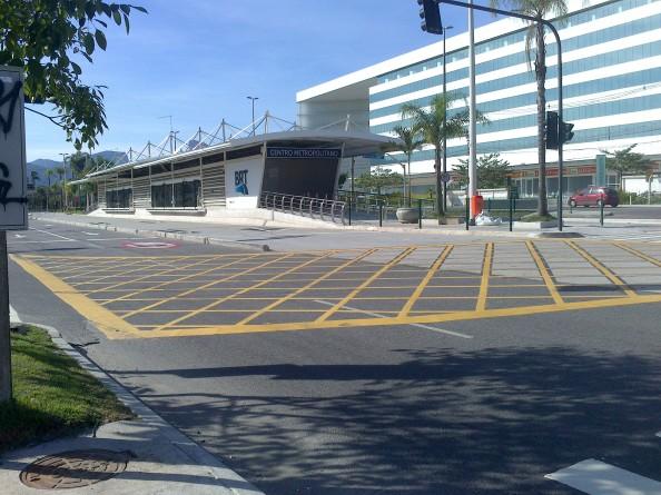 Estação Centro Metropolitano do Transcarioca