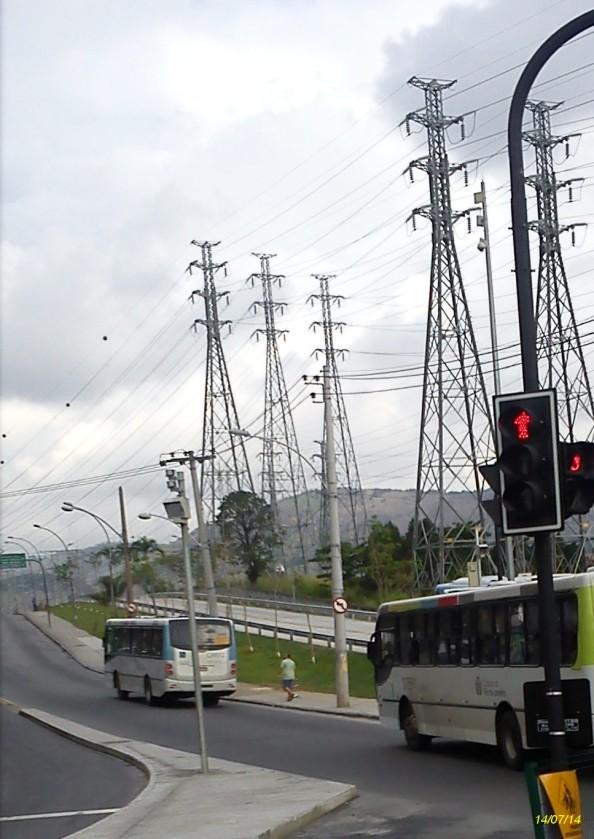 Viaduto de Madureira após Transcarioca