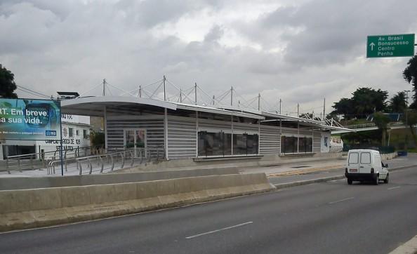 Estação Maré