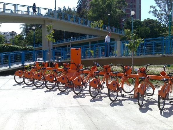 bike rio terminal alvorada
