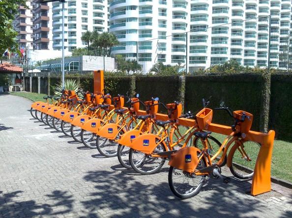 Bike Rio posto 4 praia barra